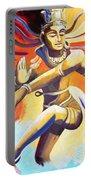 Dance Of Shiva Portable Battery Charger