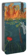 Dance Of The Dragonfly. / The Best Is Yet To Come. Portable Battery Charger