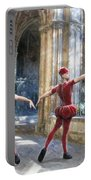 Dance Of The Swiss Guard Portable Battery Charger