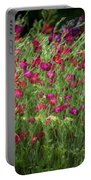Dance Of The Tulips Portable Battery Charger