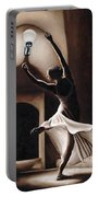 Dance Seclusion Portable Battery Charger