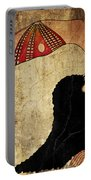 dancer of Ancient Egypt Portable Battery Charger