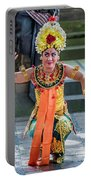 Dancer Of Bali Portable Battery Charger