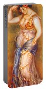 Dancer With Castanettes 1909 Portable Battery Charger