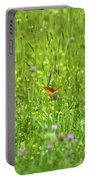 Dancing Among The Flowers Portable Battery Charger