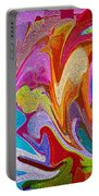 Dancing Colors Portable Battery Charger