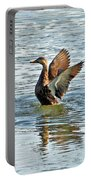 Dancing Duck Portable Battery Charger