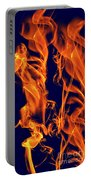 Dancing Fire I Portable Battery Charger