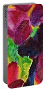 Dancing Flowers Portable Battery Charger