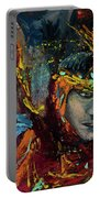 Dancing In Color Portable Battery Charger