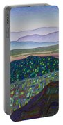 Dancing Light Of Northern New Mexico Portable Battery Charger