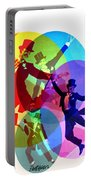 Dancing On Air Portable Battery Charger