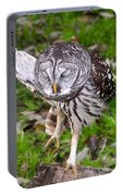 Dancing Owl Portable Battery Charger
