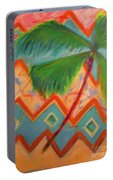 Dancing Palm Portable Battery Charger