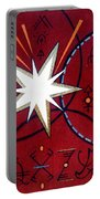 Magical Star And Symbols. Part 1 Portable Battery Charger