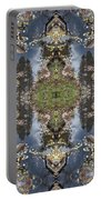 Dancing With Aspen Leaves Portable Battery Charger
