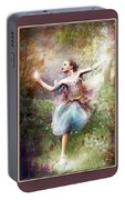 Dancing With The Light Portable Battery Charger