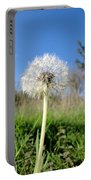 Dandelion Clock Portable Battery Charger