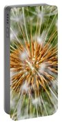 Dandelion Explosion Portable Battery Charger