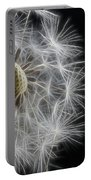 Dandelion Frost Portable Battery Charger