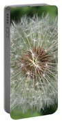 Dandelion Macro Portable Battery Charger