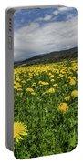 Dandelions Portrait Portable Battery Charger
