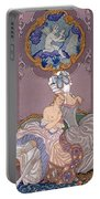 Dangerous Liaisons Portable Battery Charger by Georges Barbier