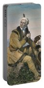 Daniel Boone (1734-1820) Portable Battery Charger