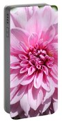 Danielle's Dahlia Portable Battery Charger