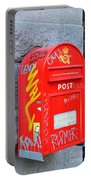 Danish Mailbox Portable Battery Charger