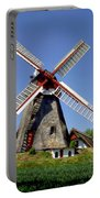 Danish Windmill Portable Battery Charger