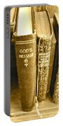 Dante God And Shakespeare ... Portable Battery Charger