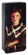 Dark Bridget Lavelle 1928 Portable Battery Charger