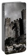 Dark Castle Portable Battery Charger by Carlos Caetano