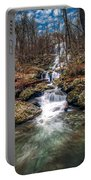 Dark Hollow Fall Portable Battery Charger