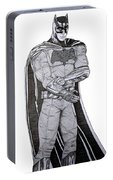 Dark Knight Portable Battery Charger