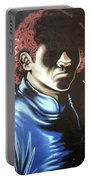 Dark Man Portable Battery Charger