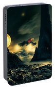 Dark Planet Portable Battery Charger