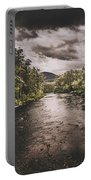 Dark River Woods Portable Battery Charger