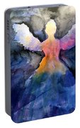 Dark Skies Angel Portable Battery Charger