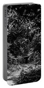 Dark Summer Woods Portable Battery Charger