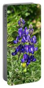 Lupin Flower Portable Battery Charger