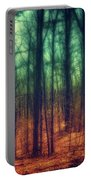 Dark Woods Portable Battery Charger
