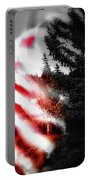 Darkness Falling On Freedom Portable Battery Charger