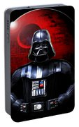 Darth Vader And Death Star Portable Battery Charger