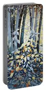 Natures Dance Portable Battery Charger by Joanne Smoley