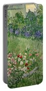 Daubigny's Garden Portable Battery Charger