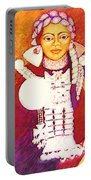 Daughter Of The Bright Sun - Kushe Portable Battery Charger