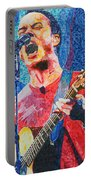 Dave Matthews Squared Portable Battery Charger