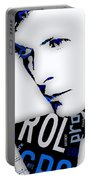 David Bowie Ground Control To Major Tom Portable Battery Charger